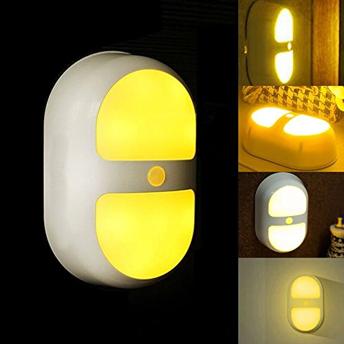 Led night light with sensor smart nightlight for kids for Kids room night light