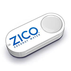 ZICO Pure Coconut Water Dash Button by Amazon