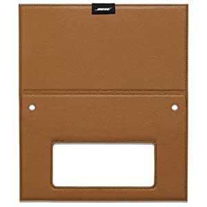 Bose SoundLink Wireless Mobile Speaker Cover (Tan Leather) (Discontinued by Manufacturer)