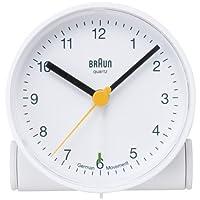 BRAUN Alarm Clock BNC001WHWH