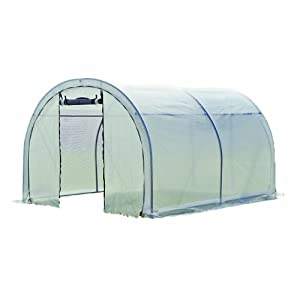 Shelter Logic Grow it Organic Growers Pro Round Top Greenhouse, 10 by 13 by 8-Feet