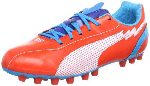 Puma evoSPEED 5 AG Jr 102596 Unisex-Kinder Fußballschuhe