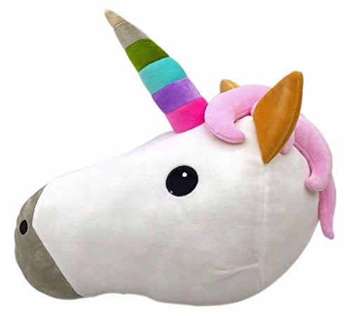 Best Price Unicorn Emoji Pillow Emoticon Cushion Toy