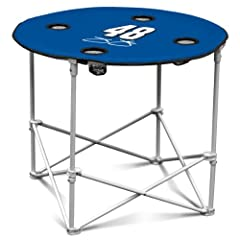 Nascar Jimmie Johnson Round Table by Logo
