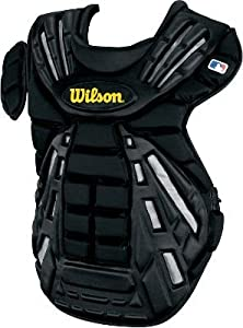 """Wilson Hinge FX MLB Pro Edition Catcher's Chest Protector 14"""" 3310"""