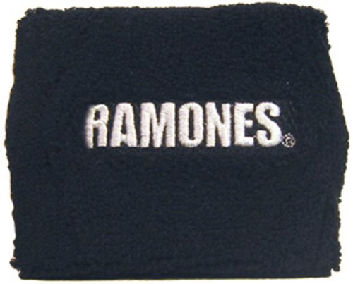 Licenses Products Ramones Logo Wrist Band
