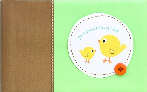 Pepper Pot Grandma's Brag Book/Wire-O Photo Album, Barnyard Baby (Discontinued by Manufacturer)