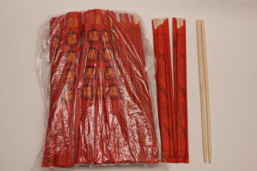 Disposable Bamboo Chopsticks 100 Sets