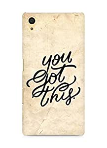 AMEZ you got this Back Cover For Sony Xperia Z5
