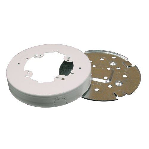 Wiremold/Legrand Bw4F Metal Raceway Circular Fan Box