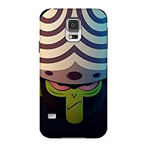 Gorgeous Joj Multicolor Back Case Cover for Samsung Galaxy S5