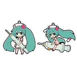 ぴくりる! 初音ミクラバーストラップ #01恋色病棟