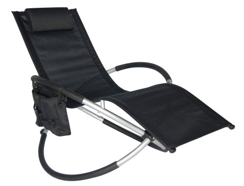Orbital lounger ea chaise lounge chairs indoors best for Anti gravity suspension chaise lounge