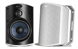 Polk Audio Atrium 4 Speakers (Pair, White)