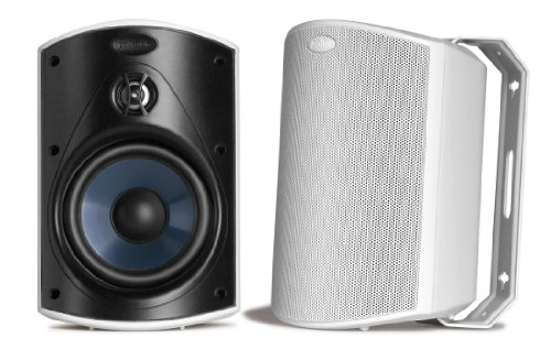 Polk Audio Atrium 4 Speakers (Pair, White)