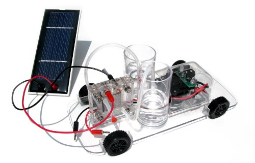 Horizon Fuel Cell Technologies Fuel Cell Car Science Kit (Hydrogen Car Kit compare prices)