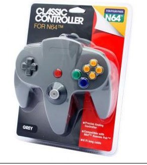 Generic Classic Wired Controller