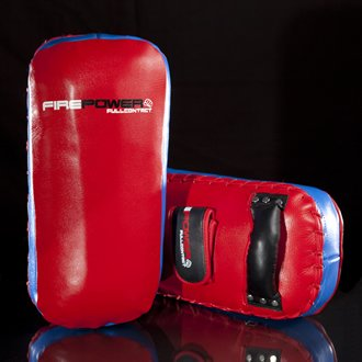 Firepower Leather Thai Pads