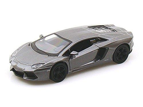 Lamborghini Aventador LP700-4 1/38 Grey