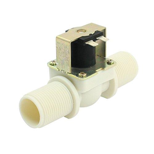 DC 12V NC 2 Pins G1 Gewinde Wasser einlass magnet ventil für Waschmaschine de