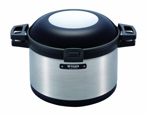 TIGER NFI-A800 XS Non-Electric Thermal Slow Cooker 8.45qts / 8.0 L (Magic Cooker compare prices)