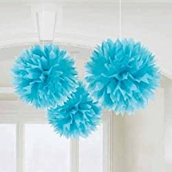 Theme My Party Fluffy decoration (blue)