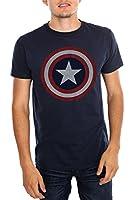 Marvel Universe Captain America Shield T-Shirt
