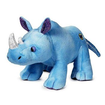 Webkinz Radiant Rhino Plush