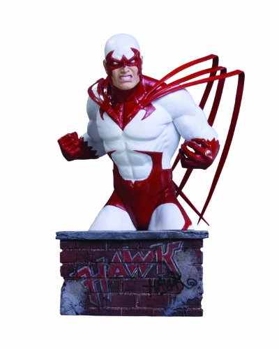 DC Direct Heroes of the DC Universe: Hawk Bust - 1