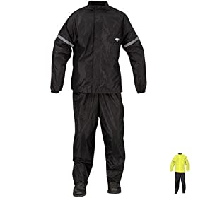 Nelson Rigg WP-8000 Weather Pro Rainwear XL Yellow