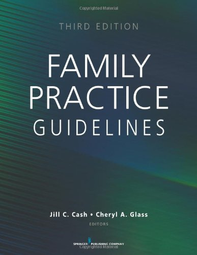 Family Practice Guidelines, Third Edition