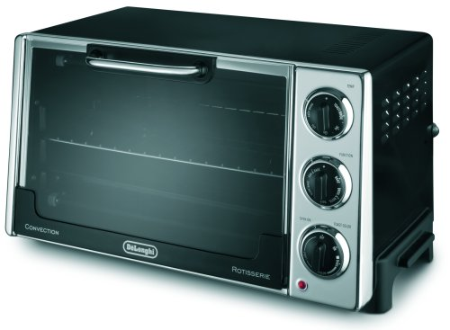 DeLonghi RO2058 6-Slice Convection Toaster Oven with Rotisserie (Delonghi Small Oven compare prices)