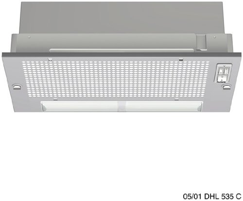 Bosch DHL535C DUNSTABZUGSHAUBE