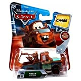 Disney Pixar Cars - Mater with Hood - Chase card - #134