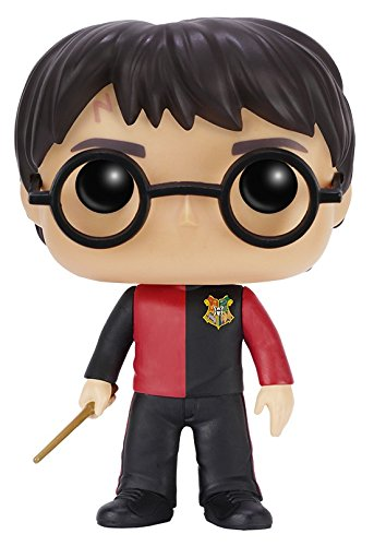 Pop! Movies - Muñeco cabezón Harry Potter Triwizard (Funko 6560)