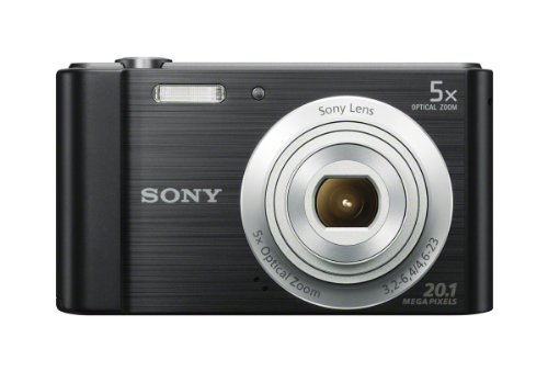Check Out This Sony W800/B 20 MP Digital Camera (Black)