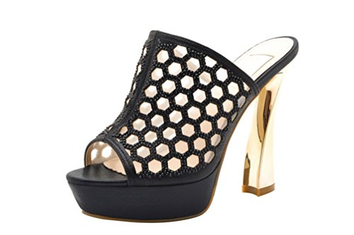 freerun-womens-fashion-peep-toe-rhinestone-chunky-heel-sandal-shoes-5-bmusblack