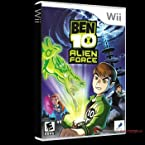 Ben 10 Alien Force For Wii
