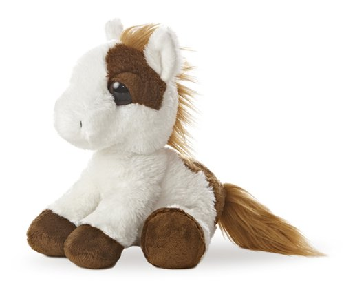 "Aurora World World Dreamy Eyes 10"" Plush, Sundance Paint Horse"