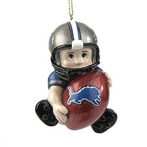 Detroit Lions Lil Fan Ornaments - Set Of 3 by Pembroke