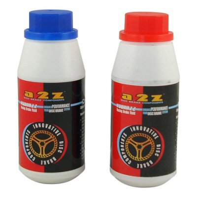A2z Vodka Brake Fluid - Dot 4, 250ml Picture