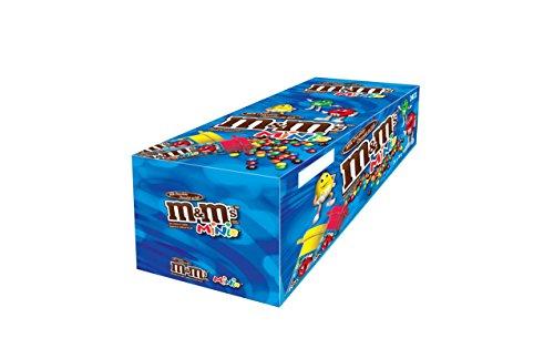 M&M's Minis Chocolate 30g, 24-Count