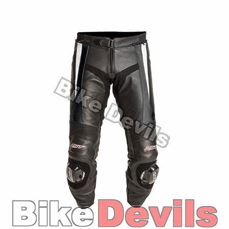Nouvelle RST lame 1115 blanc cuir moto pantalon