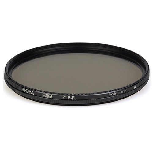Hoya 37mm HD2 Circular Polarizer Filter – 8-layer Multi-Coated Glass Filter