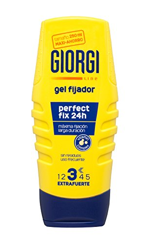 GIORGI - PERFECTO FIX gel fijador extrafuerte 250 ml-unisex