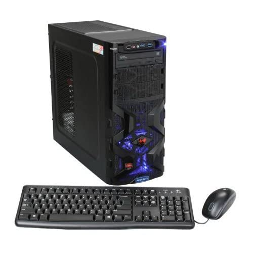 Avatar Gaming A1077 Desktop PC A10 Series APU A10 5800K3 8GHz