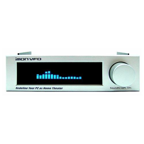 【Amazonの商品情報へ】SOUNDGRAPH PC内の音楽・動画・DVD・写真(スライドショー)をリモコンでコントロール iMON VFD-S