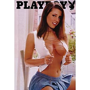 playboy poster sexy hot naked babe rare new 24x36 amazon
