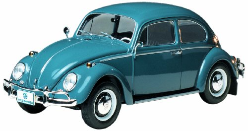 1/24 スポーツカー No.136 1/24 フォルクスワーゲン 1300 ビートル 1966年型 24136