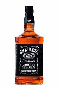 ジャックダニエル ブラック 40度 3000ml カートン入り テネシーウイスキー 正規品